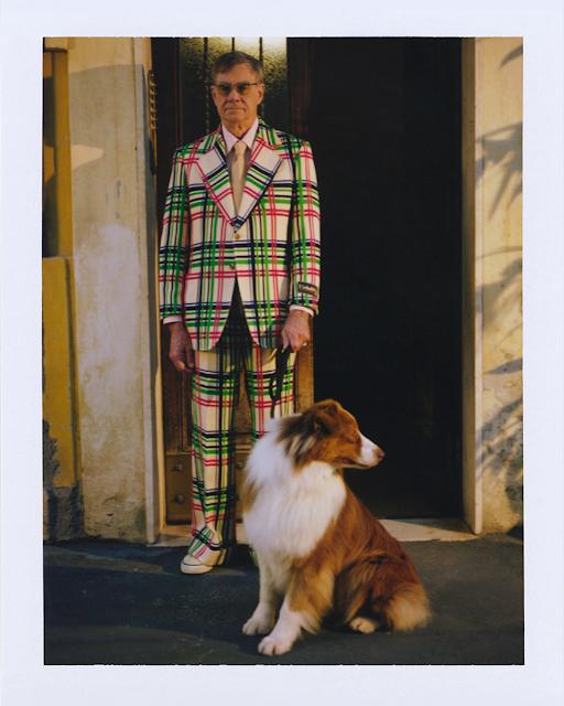 Gus Van Sant for Gucci