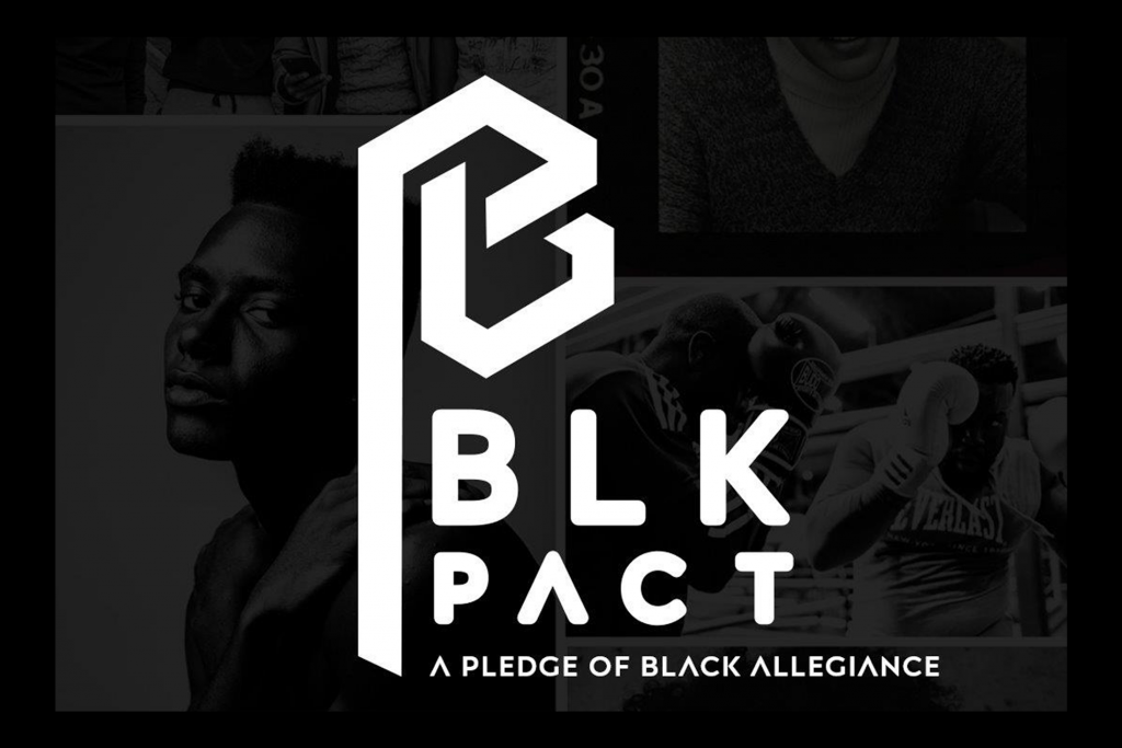 The Blk Pact©