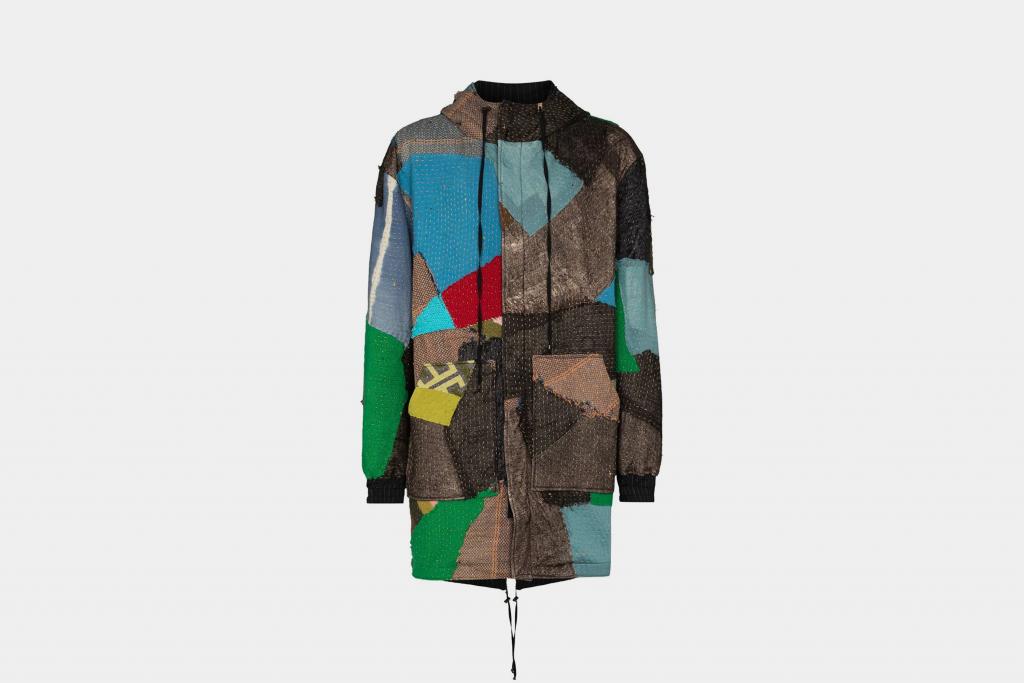 parka, designer, fashion