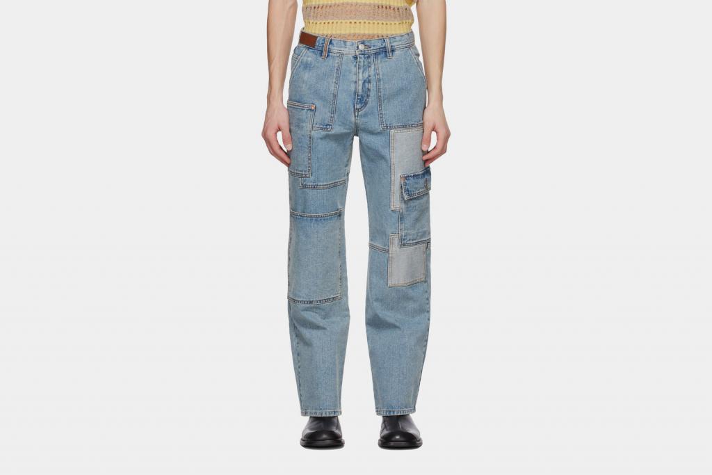 designer, jeans, menswear