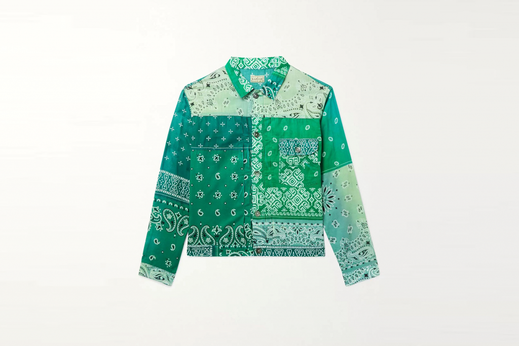 kapital, designer, jacket