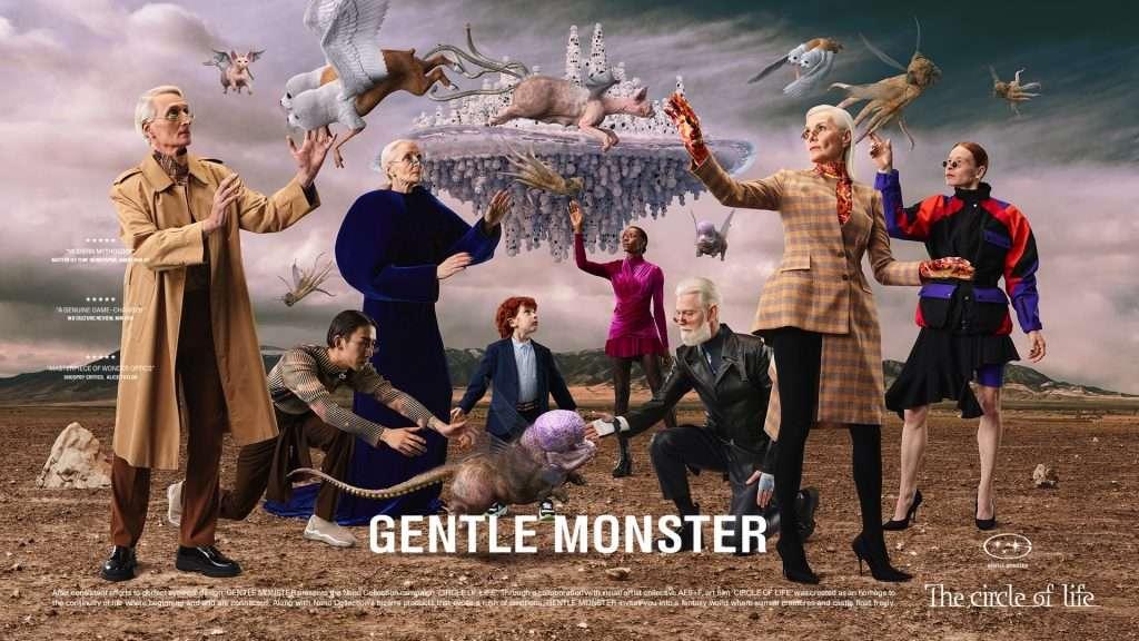 Gentle Monster©