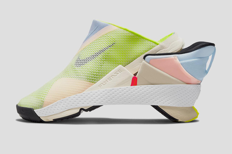 Nike go flyease sneaker hands-free