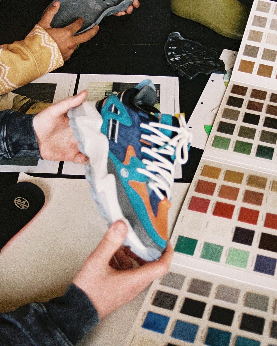 NOTWOWAYS sneakers interview Laura Aguilera
