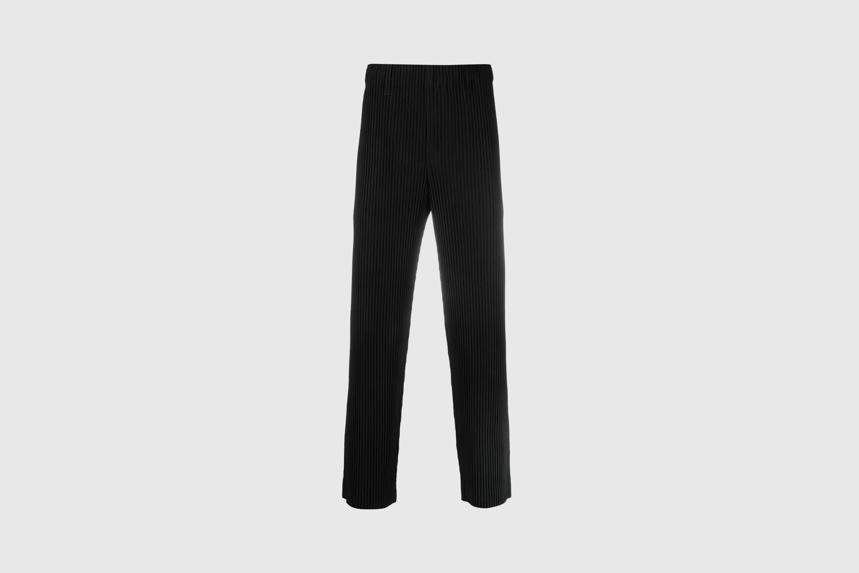 Issey Miyake pleat trousers