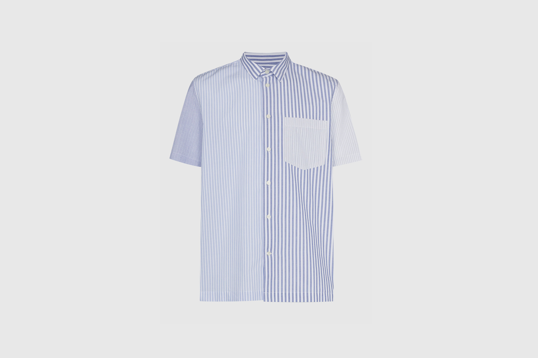 Wood Wood stripe shirt