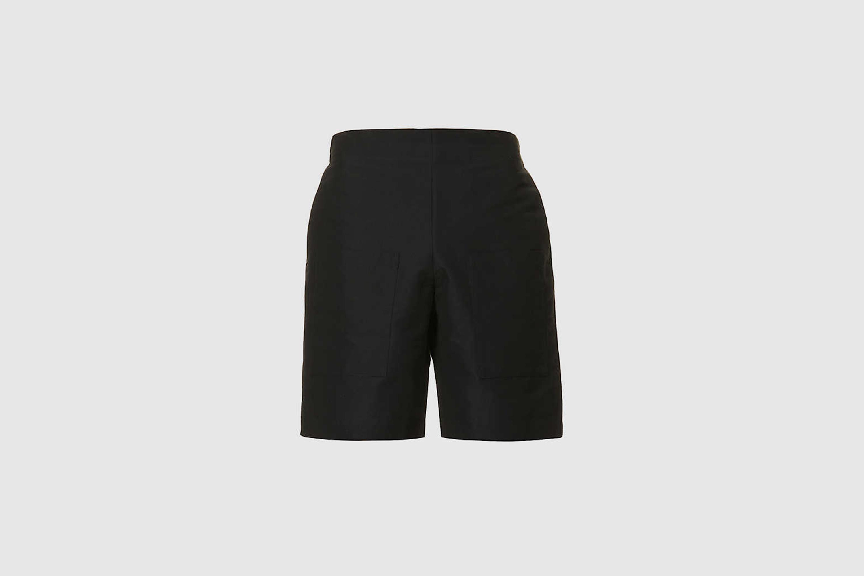 ivan clothing patch pocket shorts sustainable