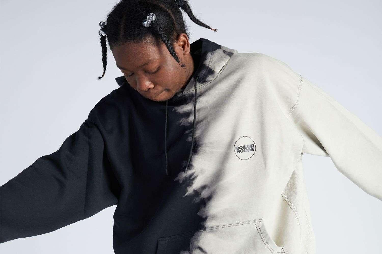 boiler room streetwear hoodie ss21