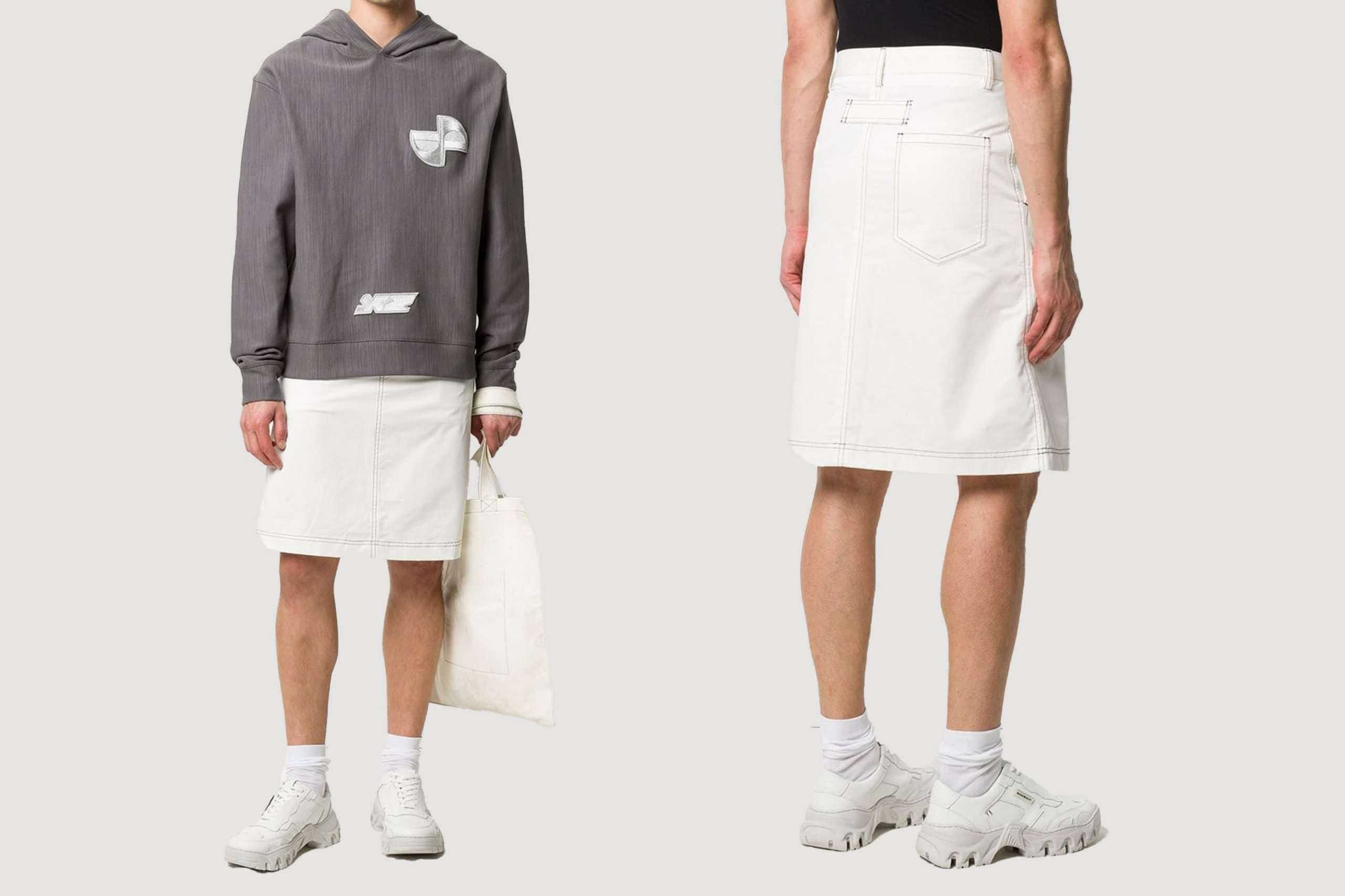 Xander Zhou skirt