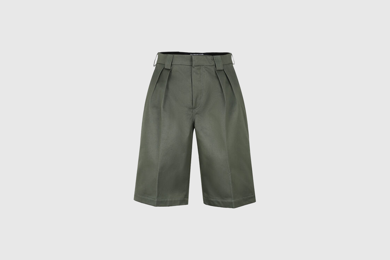 jacquemus bermuda shorts