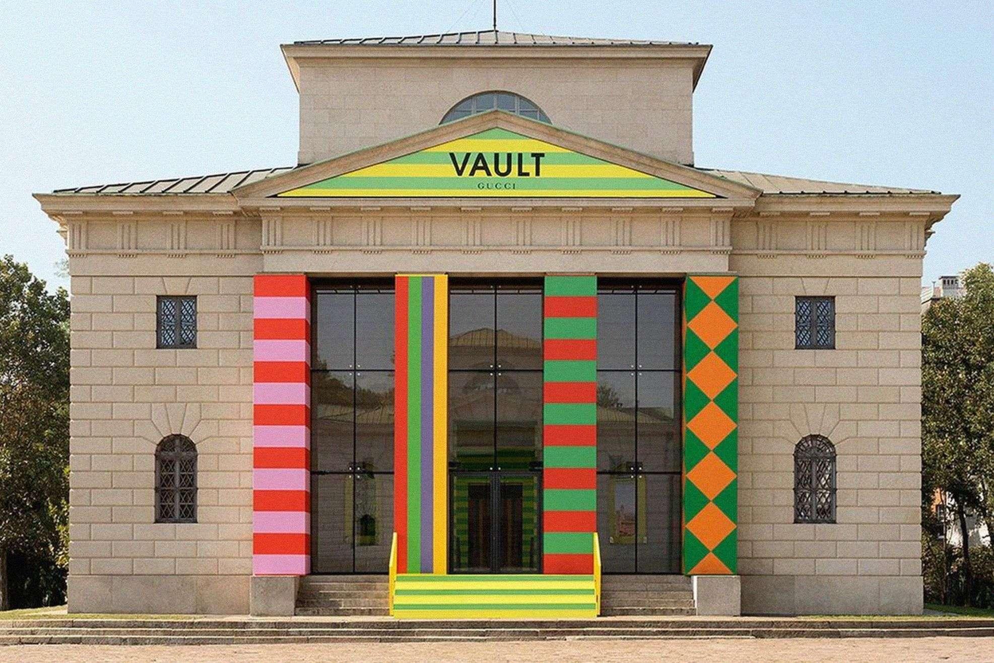 gucci vault