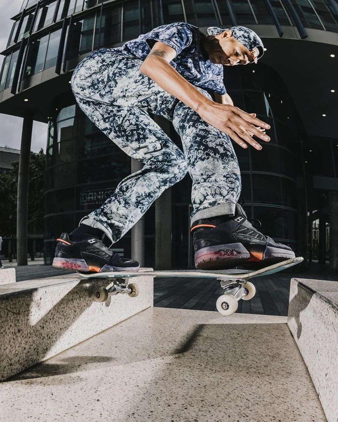 skate culture louis vuitton